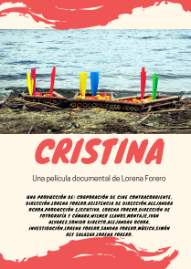 POSTER OFICIAL CRISTINA