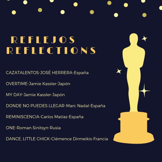 resumen selección oficial Reflejos