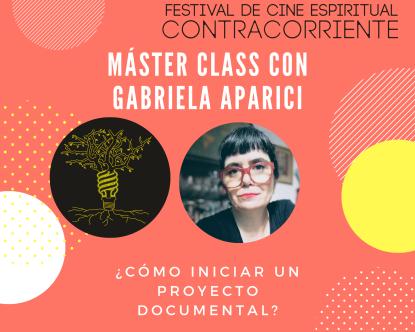 Máster Class con Gabriela Aparici