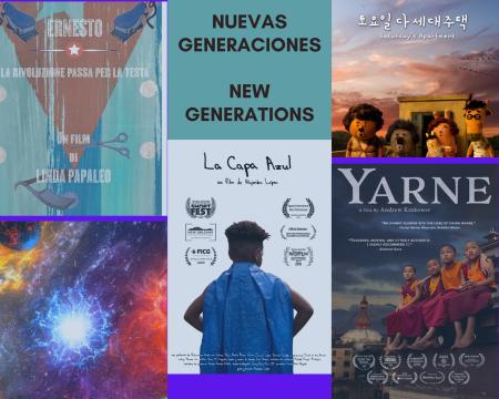 Nuevas Generaciones collage